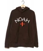 Noah(ノア)の古着「プルオーバーパーカー」|ブラウン