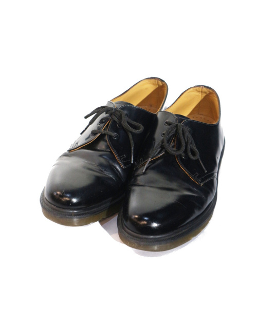 Dr.Martens(ドクターマーチン)Dr.Martens (ドクターマーチン) 3ホールシューズ ブラック サイズ:28.5の古着・服飾アイテム