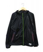 ()の古着「ワイルドラン シールド ジャケット」|ブラック
