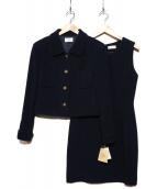 Aylesbury(アリスバーリー)の古着「セットアップスーツ」|ネイビー