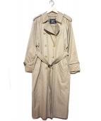 Burberrys(バーバリーズ)の古着「英国製トレンチコート」|ベージュ