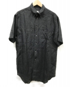 ()の古着「リネンシャツ」|ブラック