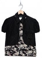 CHANEL(シャネル)の古着「シルクシャツ」|ブラック