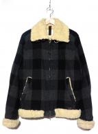 DIESEL(ディーゼル)の古着「ランチジャケット」|グレー