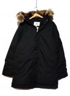 Pyrenex(ピレネックス)の古着「Annecy Jacket」|ブラック