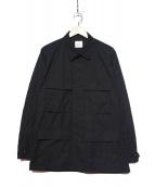 US ARMY(米軍)の古着「[古着]BDUジャケット」|ブラック