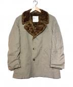 LONDON FOG(ロンドンフォグ)の古着「ヴィンテージランチコート」 グレー