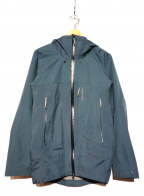 HOUDINI(フーディニ)の古着「Ascent Ride Jacket」|ブルー