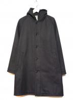 CORONA(コロナ)の古着「アップダスターパーカーコート」|ネイビー