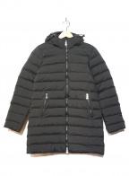 Pyrenex(ピレネックス)の古着「SPOUTNIC LONG SOFT」|ブラック