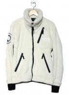 THE NORTH FACE(ザノースフェイス)の古着「Antarctica Versa Loft Jacket」|ホワイト
