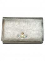 Vivienne Westwood(ヴィヴィアンウエストウッド)の古着「財布」|ゴールド