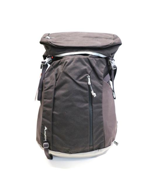 MACPAC(マックパック)MACPAC (マックパック) バックパック / リュックサック ブラック 未使用品 Weka40  ウェカ40の古着・服飾アイテム