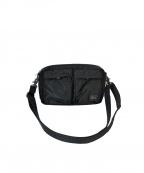 POTER(ポーター)の古着「SHOULDER BAG」|ブラック