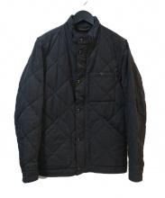 J.CREW(ジェイ クルー)の古着「プリマロフトキルティングジャケット」|ブラック