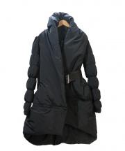 THOMASWYLDE(トーマスワイルド)の古着「ダウンコート」|ブラック
