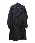 FRED PERRY(フレッドペリー)の古着「TRENCH COAT」|ネイビー