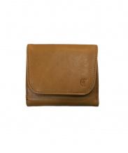 CLEDRAN(クレドラン)の古着「2つ折り財布」|イエロー