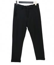 LIDEAL(リデアル)の古着「テーパードパンツ」|ブラック