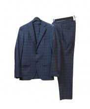 TOMORROW LAND(トゥモローランド)の古着「セットアップスーツ」|ネイビー