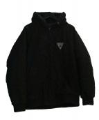 BACK CHANNEL(バックチャンネル)の古着「中綿フーデッドジャケット」