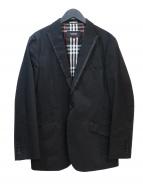 BURBERRY BLACK LABEL(バーバリーブラックレーベル)の古着「1Bテーラードジャケット」