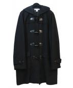 COMME des GARCONS SHIRT(コムデギャルソンシャツ)の古着「縮絨ダッフルコート」