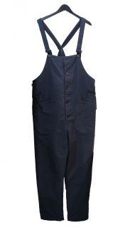 Engineered Garments(エンジニアードガーメンツ)の古着「Overalls - Cotton Double Cloth」