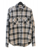 BEAMS(ビームス)の古着「ネルシャツ」
