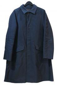 Scye(サイ)の古着「ステンカラーコート」
