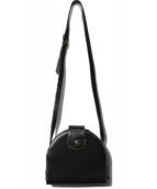 Christian Dior(クリスチャン ディオール)の古着「ロゴ金具ショルダーバッグ」