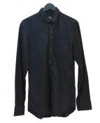 D&G(ディーアンドジー)の古着「ストライプシャツ」