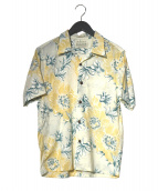 SUN SURF(サンサーフ)の古着「アロハシャツ」 イエロー
