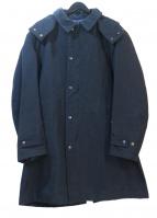 1sin(イッシン)の古着「フード付コート」