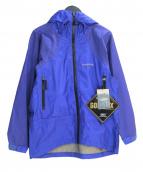 mont-bell(モンベル)の古着「GORE-TEXジャケット」|ブルー