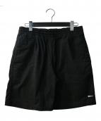DESCENDANT(ディセンダント)の古着「ショートパンツ」|ブラック