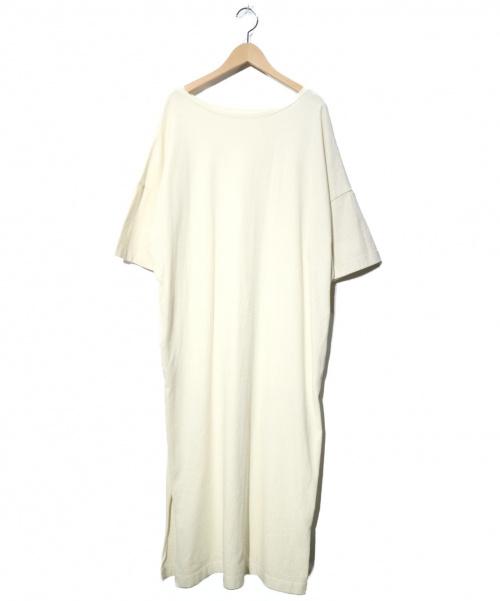 CALUX(キャラクス)CALUX (キャラクス) コットンワンピース ホワイト サイズ:記載なし 定価16.000円+税 19SS 19070923004610の古着・服飾アイテム