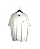 DESCENDANT(ディセンダント)の古着「ポケットTシャツ」|ホワイト