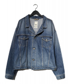 YSTRDY'S TMRRW(イエスタデイズトゥモロウ)の古着「デニムジャケット」|インディゴ