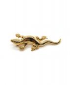 UNDERCOVER(アンダーカバー)の古着「ラペルピン」|ゴールド