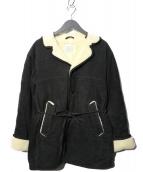 OLD JOE(オールドジョー)の古着「コーデュロイランチジャケット」|ブラック