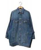 JOURNAL STANDARD(ジャーナルスタンダード)の古着「デニムジャケット」|インディゴ