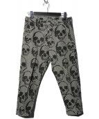 COMME des GARCONS HommePlus(コムデギャルソンオムプリュス)の古着「パンツ」|ブラック