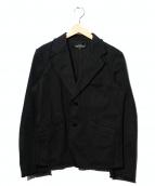tricot COMME des GARCONS(トリコ コム デ ギャルソン)の古着「デザインジャケット」|ブラック