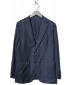EDIFICE(エディフィス)の古着「セットアップスーツ」|ネイビー