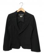 JUNYA WATANABE CDG(ジュンヤワタナベ コムデギャルソン)の古着「テーラードジャケット」|ブラック