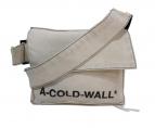 A COLD WALL(アコールドウォール)の古着「キャンバスサコッシュバッグ」|アイボリー