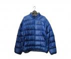 mont-bell(モンベル)の古着「ライトアルパインダウンジャケット」|ブルー