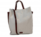 LUYLON(ルイロン)の古着「バッグ」|ホワイト