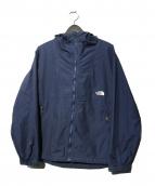 THE NORTH FACE(ザノースフェイス)の古着「コンパクトジャケット」|ネイビー